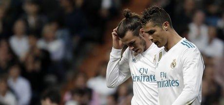Real Madrid: 1 - Athletic Bilbao: 1   MAÇ SONUCU - Real Madrid'in şampiyonluk şansı kalmadı!