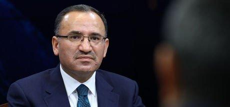Bekir Bozdağ'dan son dakika erken seçim açıklaması