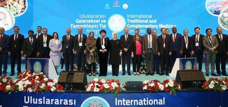 1. Uluslararası Geleneksel ve Tamamlayıcı Tıp Kongresi başladı
