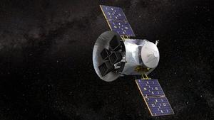 Gezegen avcısı Tess uydusu Florida'dan uzaya fırlatıldı