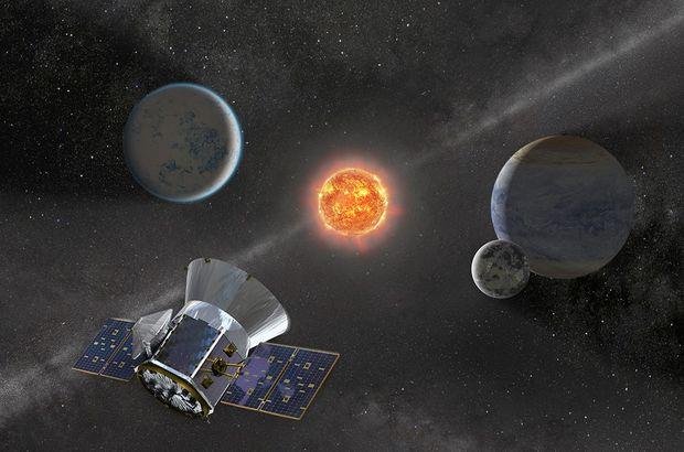 NASA'nın yeni avcısı fırlatıldı: Ötegezegenleri keşfedecek!
