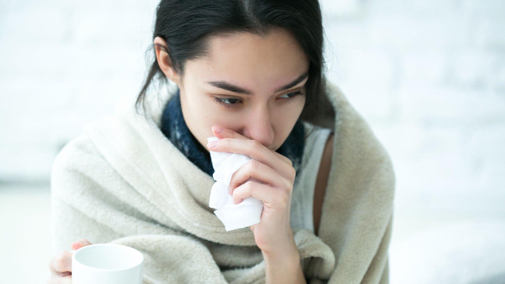 Alerjik hastalıklar sonbaharda artış gösteriyor