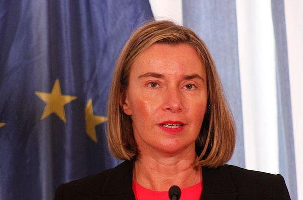 AB Yüksek Temsilcisi Mogherini: Sırbistan, AB'ye üyelik sürecinde doğru bir yol izliyor