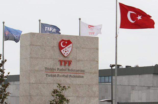 SON DAKİKA! TFF'den ilk açıklama (Fenerbahçe Beşiktaş)