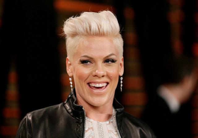Dünyanın en güzel kadını Pink!