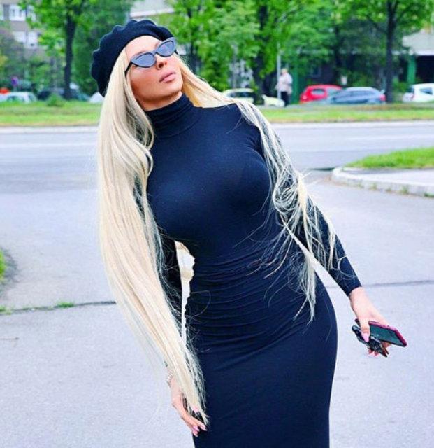 Jelena Karleusa imaj yeniledi - Magazin haberleri