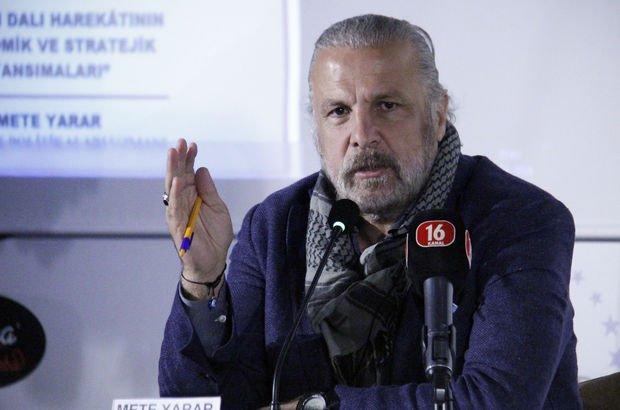 Güvenlik politikaları uzmanı Mete Yarar'dan erken seçim değerlendirmesi