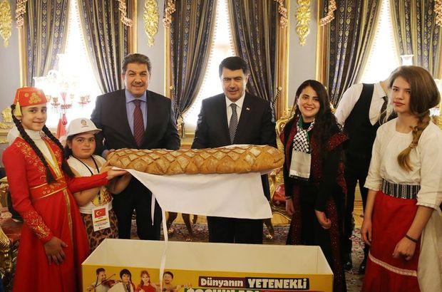 Esenler'de Barış Ekmeği Festivali