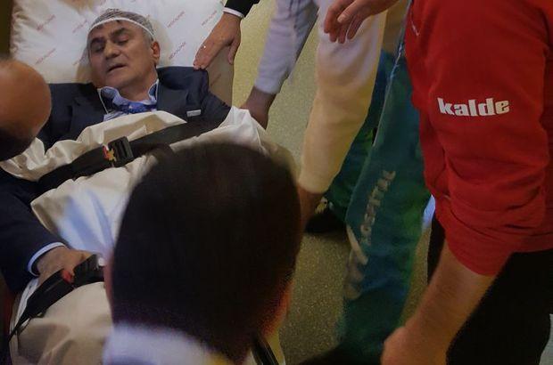 TÜFAD, Şenol Güneş'in yaralanması olayını kınadı