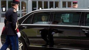 Putin'in yeni limuzini güvenlik testlerinden geçti