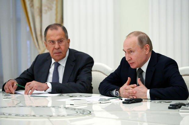 Rusya: Esad'a S-300 vermemek için hiçbir ahlaki yükümlülüğümüz kalmadı!