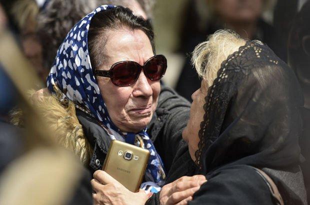 Öldürülen eski Milli Savunma Bakanı Ercan Vuralhan son yolcuğuna uğurlandı