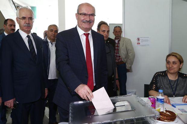 ATO Başkanı yeniden Gürsel Baran seçildi