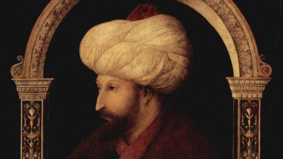 Fatih Sultan Mehmet'in kırdığı zincirler ele geçirildi