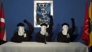 Bask ayrılıkçı örgütü ETA kendini lağvetmeden önce özür diledi