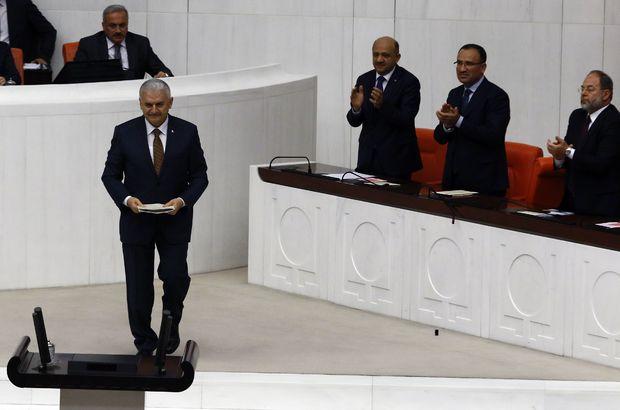 """""""Son Başbakan""""dan milletvekillerine: Hakkınızı helal edin"""