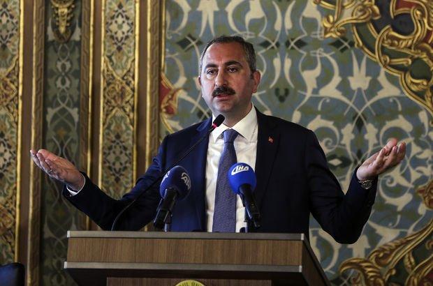 Son Dakika: Adalet Bakanı Gül'den Yunan mevkidaşına mektup!