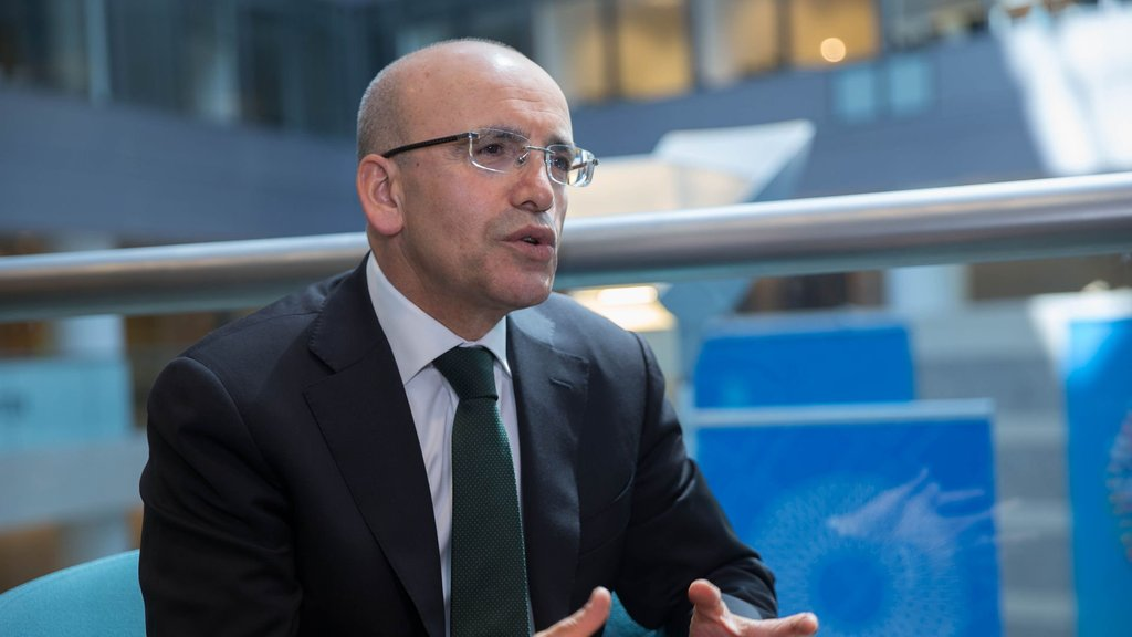 Mehmet Şimşek'ten IMF'ye yanıt