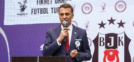"""Fikret Orman'dan derbi olayları açıklaması: """"Cumhurbaşkanımız doğru söylüyor"""""""
