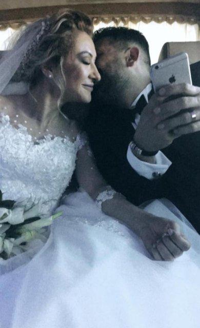 Sinan Çalışkanoğlu ile Çiğdem Şen evlendi - Magazin haberleri