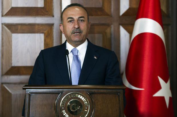 Dışişleri Bakanı Çavuşoğlu ABD'de!
