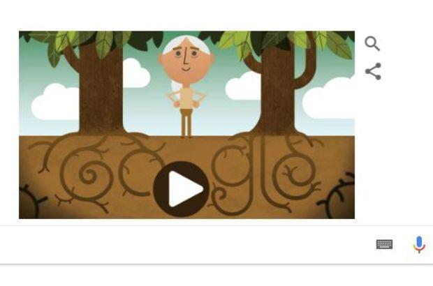 Google'dan 'Dünya Günü' sürprizi