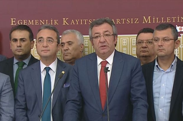 SON DAKİKA! CHP ile İYİ Parti'den B planı! CHP'li 15 vekil İYİ Parti'ye geçiyor