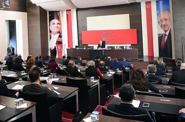 CHP'de gözler PM'ye çevrildi
