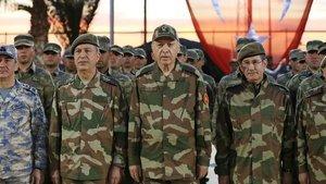 TSK'da yeni üniforma dönemi!