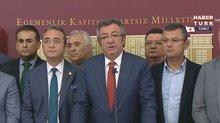 CHP heyetiyle, Akşener arasındaki görüşme sona erdi