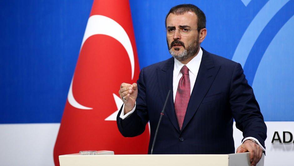 AK Partili Ünaldan İYİ Parti açıklaması