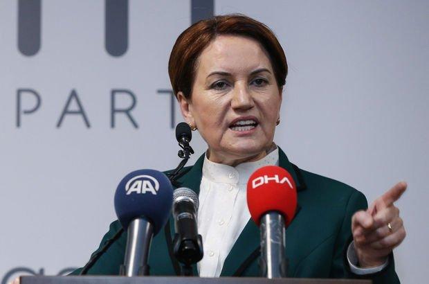 CHP'li 15 vekilin partisine geçmesine ilişkin Akşener'den açıklama