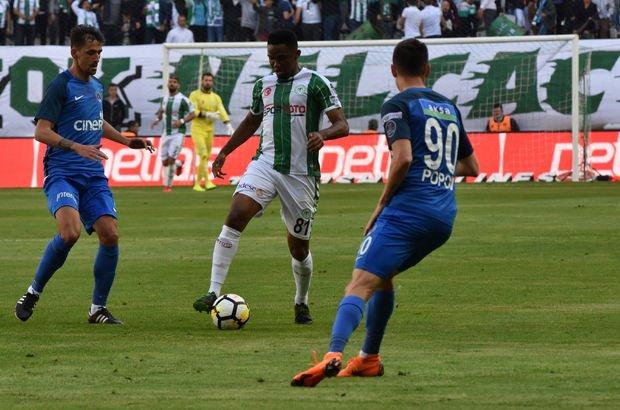Atiker Konyaspor: 2 - Kasımpaşa: 0 | MAÇ ÖZETİ