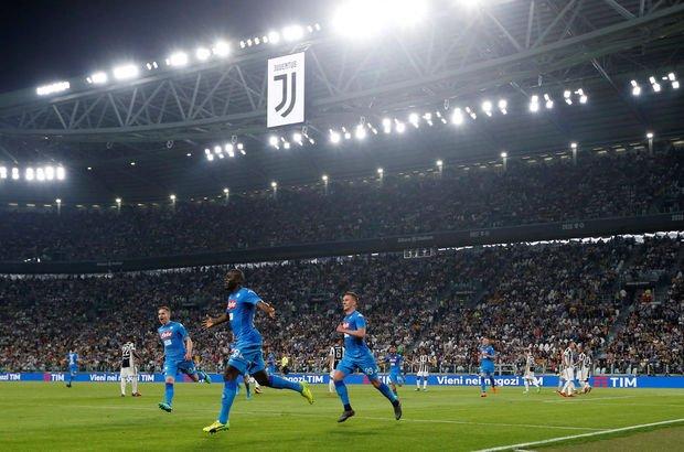 Juventus: 0 - Napoli: 1 | MAÇ SONUCU