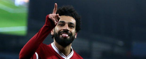 Yılın futbolcusu Salah!