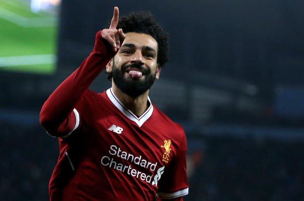 İngiltere'de yılın futbolcusu Mo Salah