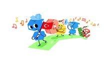 Google'dan 23 Nisan sürprizi!