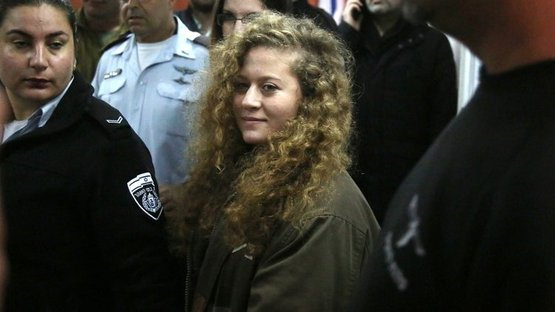 'Filistinli cesur kız' hakkında skandal açıklama!