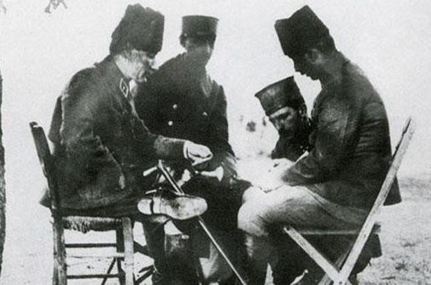 Atatürk'ün bu fotoğrafı iki il arasında tartışma konusu oldu