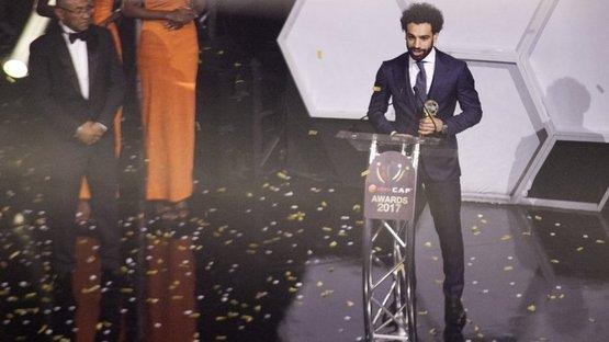 İngiltere'de yılın futbolcusu: Salah