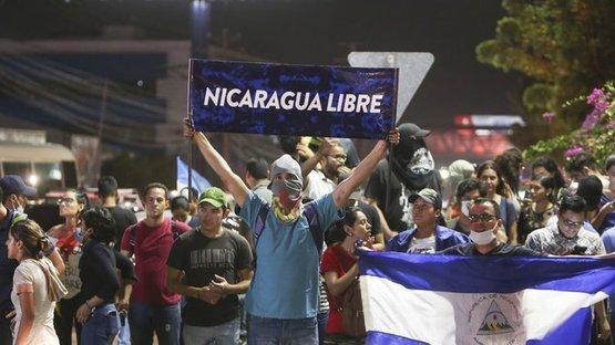 Nikaragua'da emeklilik reformu iptal edildi