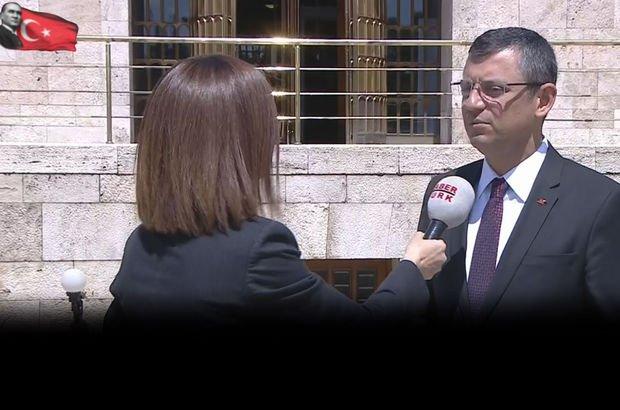 CHP'li Özel'den 'Akşener ortak aday mı?' sorusuna yanıt