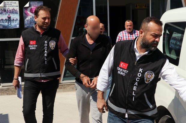 Kocaeli Gebze'de 3 cinayettin şüphelisi olarak aranan vapurda bulundu