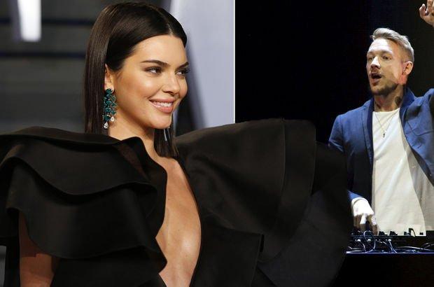Kendall Jenner ve DJ Diplo'nun yakınlaştığı iddia edildi - Magazin haberleri