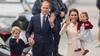 Kraliyet ailesine yeni bir prens katıldı: William ve Kate'in oğlu oldu