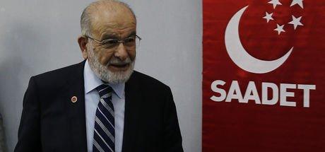 SP Lideri Karamollaoğlu Meral Akşener ile görüşecek