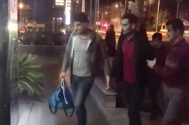 Antalya'da 42 Suriyeli göçmen yakalandı