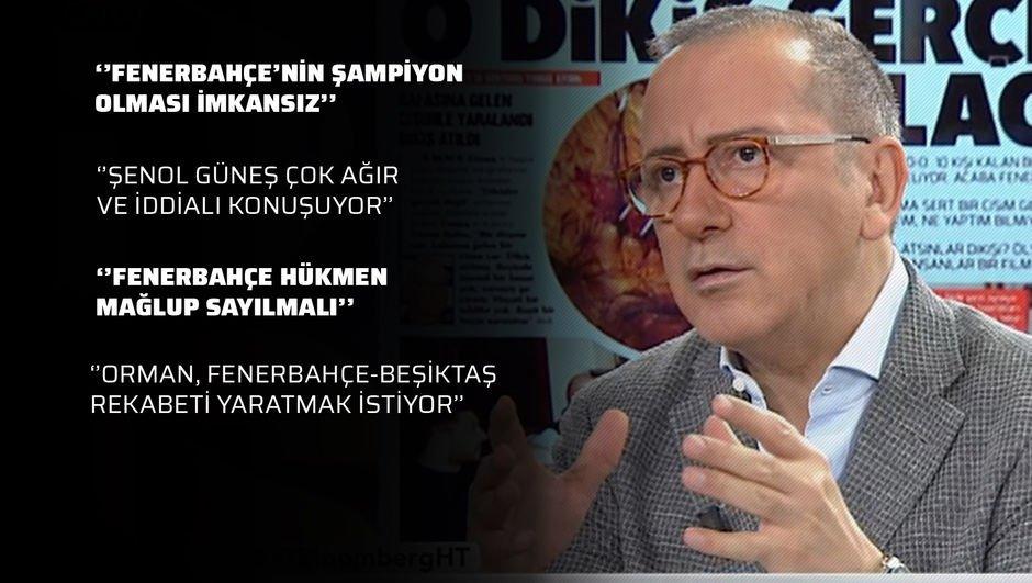 ''Fikret Orman, Fenerbahçe-Beşiktaş rekabeti yaratmak istiyor''