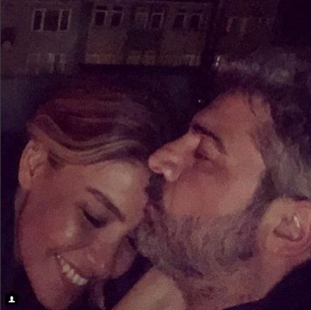 Gülben Ergen ile Burak Törer'den aşk pozu - Magazin haberleri