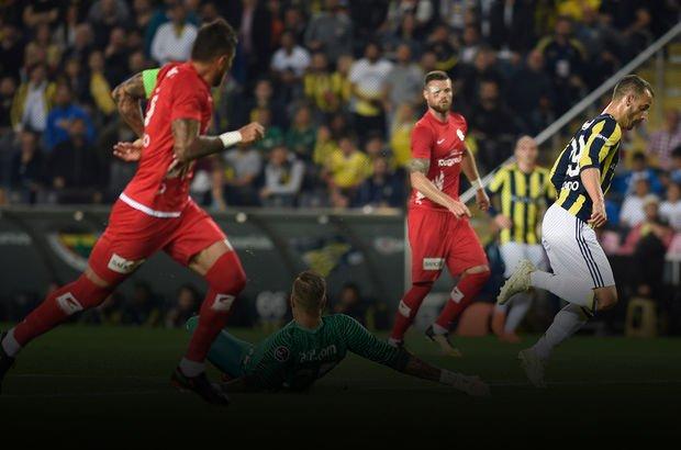 """""""Fenerbahçe'nin futbolcuları gibi oynadılar"""""""